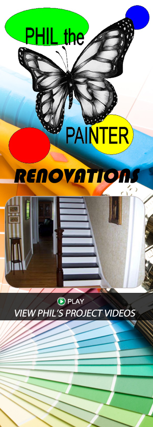 Painting Renovations in Kingston and Eastern Ontario area